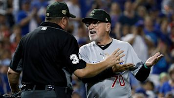 Joe Maddon flips out in odd situation