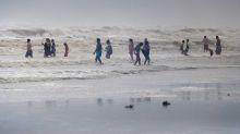 Tropical Storm Hanna threatens flash floods on COVID-hit Texas coast