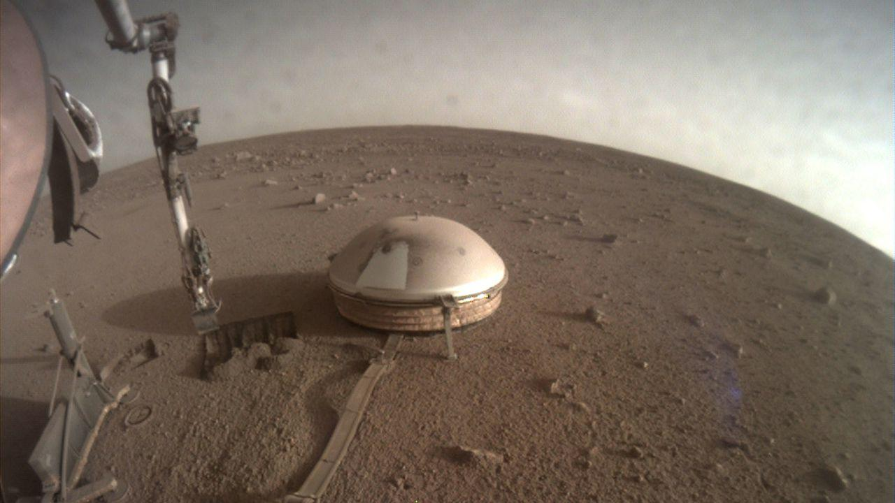 NASA's InSight lander on Mars felt two relatively large quakes shake the Red Planet last month. Why it matters: InSight uses these shakes on Mars — caused by...