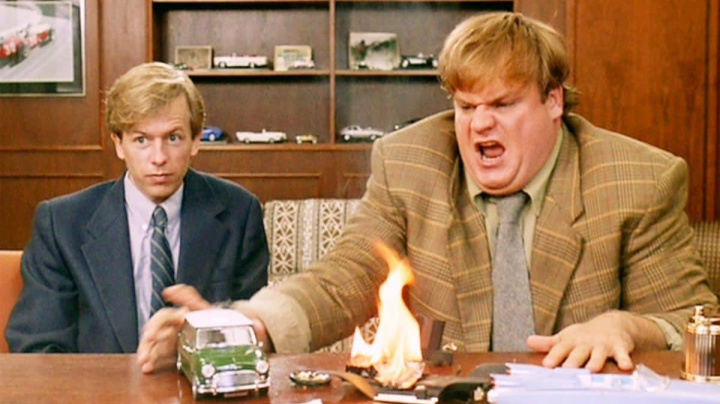 'Tommy Boy' director shares wild Chris Farley stories