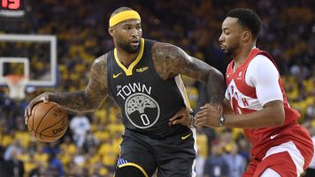 Kerr: 'There's a chance' Boogie returns