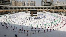 Le coronavirus oblige La Mecque à un pèlerinage en très petit comité