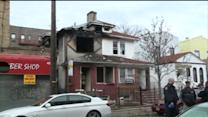 Two Dead After Fire Rips Through New York City Home