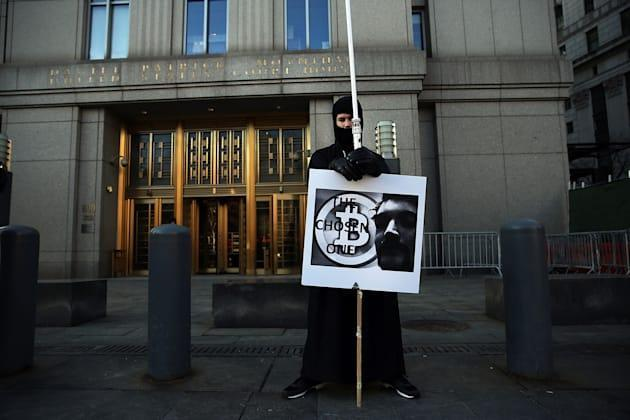 Silk Road creator found guilty on all counts
