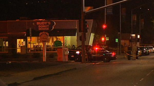 Sheriff's deputy fatally shoots suspect during robbery