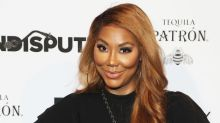 Tamar Braxton shaves her head and says she's 'finally free'