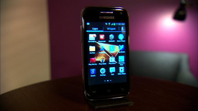 Samsung Galaxy Rush is fuss-free Android 4.0