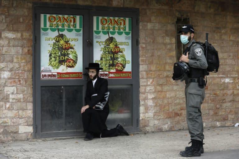 A praga assola os ultraortodoxos em Israel