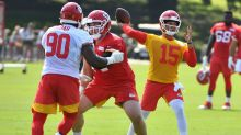 WATCH: Chiefs arriving at training camp