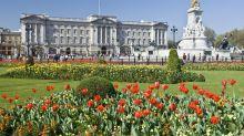 No creerás lo que hizo Emma Thompson en pleno Palacio de Buckingham