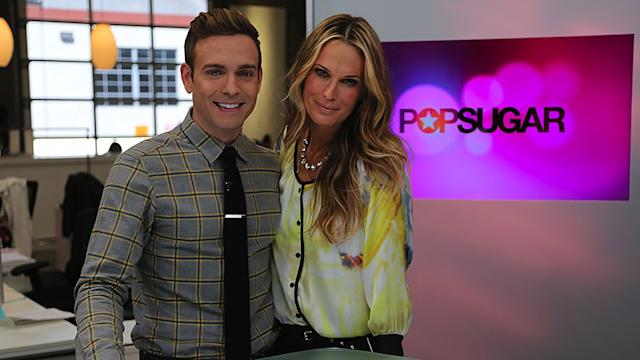Molly Sims Wants Baby Number Two