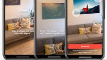 "Shutterstock Launches ""View in Room"" Augmented Reality for Mobile"