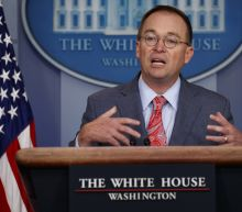 'Get Over It': Defiant Chief of Staff Mulvaney Rides Out Storm Over Ukraine Remarks