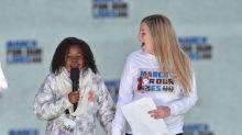 """La petite-fille de Martin Luther King à Washington: """"Je fais un rêve dans lequel trop c'est trop"""""""