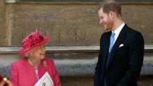 Prinz Harry: Dieses Versprechen machte ihm Queen Elizabeth