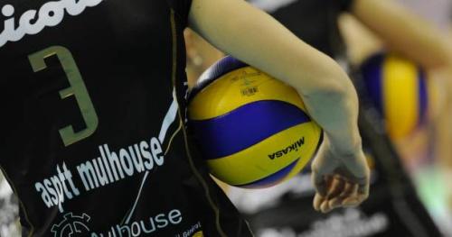 Volley - Ligue A (F) - Ligue A (F) : Mulhouse bat le RC Cannes en match d'appui et se qualifie pour la finale