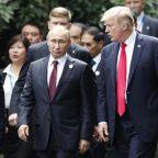 G20サミット - ライブ:世界の指導者を集めて8つの主要な会議を48時間にまとめるトランプ