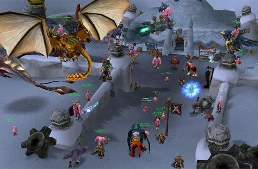 Uldum guilds unite for breast cancer awareness month