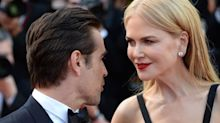 Cannes 2017: Nicole Kidman joins Colin Farrell at red carpet premiere after film is booed at festival