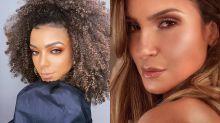 5 celebridades que arrasaram na make nesta semana!
