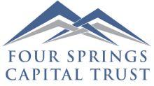 Four Springs Capital Trust Appoints James Kammert as Senior Vice President, Capital Markets