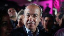 Niegan registro a partido de expresidente mexicano Calderón, lo celebra López Obrador