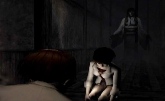 Fatal Frame snaps a selfie on PSN this week