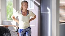 Home and Away's Jasmine fears the worst as she breaks rules over baby Grace