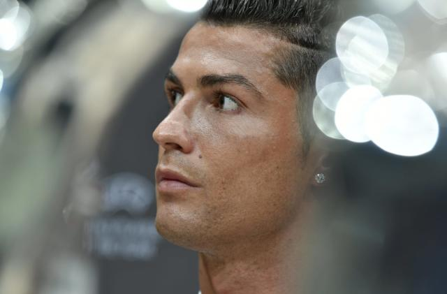 Cristiano Ronaldo is working on a teen soccer series for Facebook