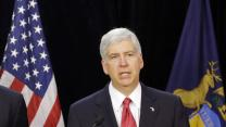 Snyder: No Alternative to Bankruptcy for Detroit