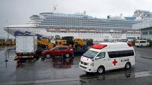 Fallecen por el coronavirus dos personas que estaban en crucero en Japón