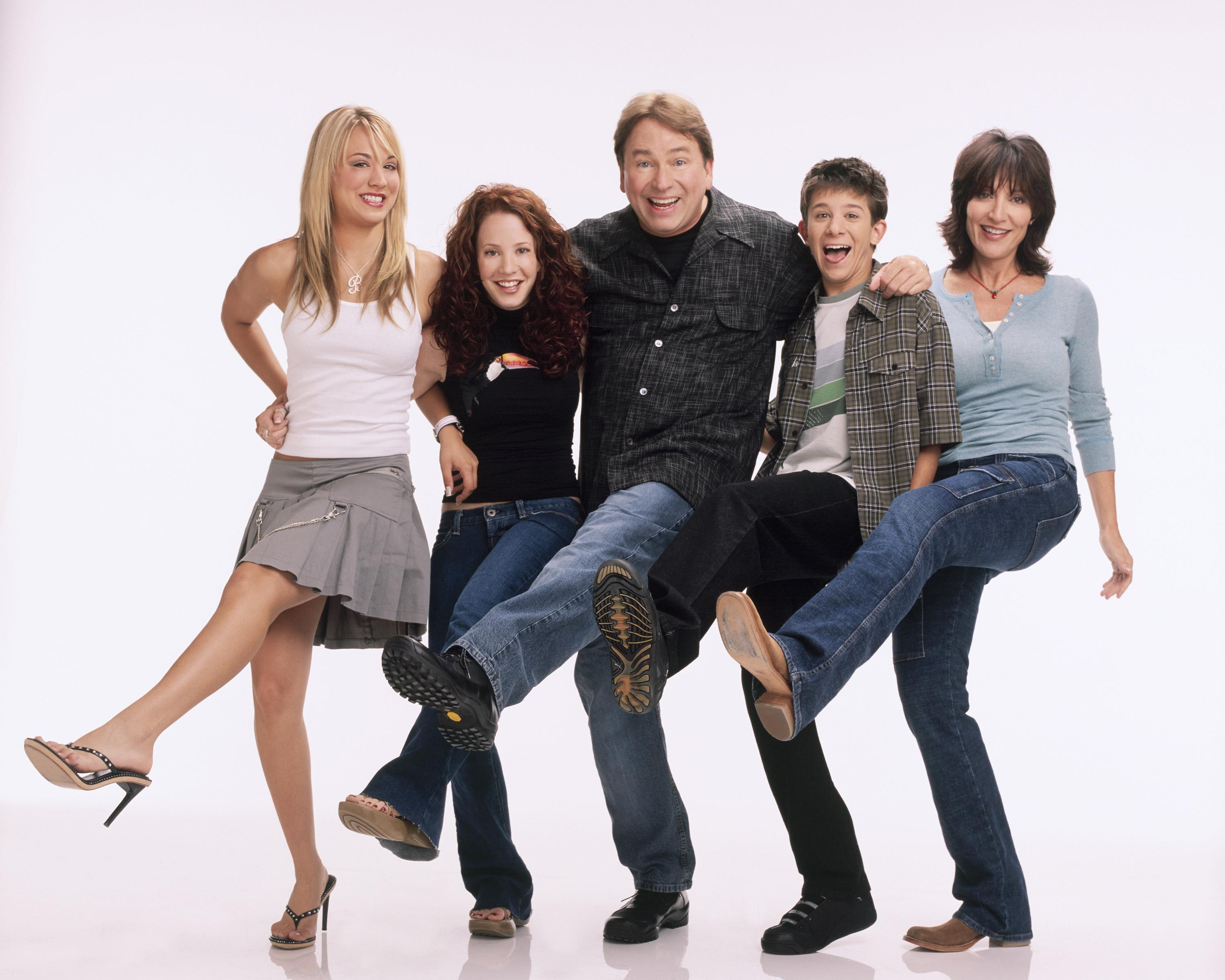 John ritter died 8 simple rules for dating