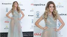 Amaia Izar, Miss World Spain 2018, protagonista en los premios Hombres Esquire