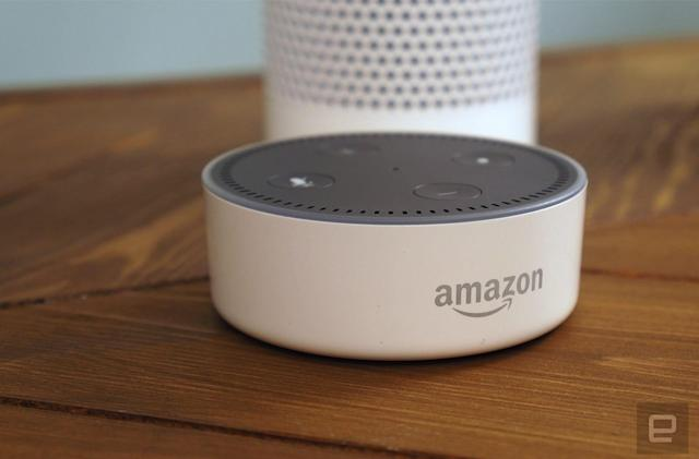Amazon taught Alexa to whisper sweet nothings in your ear