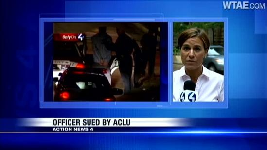 ACLU files lawsuit in support of man arrested for recording officer