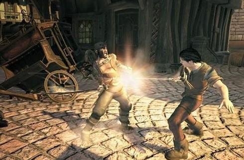 Fable 2 slays Far Cry 2 in UK sales charts