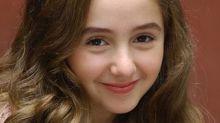 Morta l'attrice Laurel Griggs, fatale un attacco d'asma: aveva 13 anni