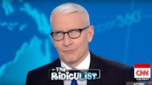 Anderson Cooper's Face Says It All As Trump Awards G-7 Meeting To His Own Resort