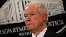 U.S. Attorney General Sessions brushes off Trump criticism