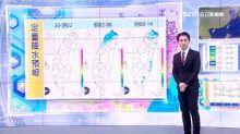 收假變天 明北台灣驟降10度轉雨