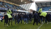 Leicester complains to FA over crowd behaviour at Millwall