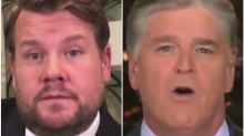 James Corden Mocks Sean Hannity's 'Despacito' Pronunciation