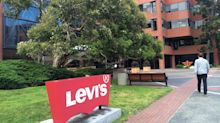 Levi's makes IPO debut, and rises sharply in early trading