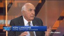 Republican billionaire Ken Langone rails against the media and Trump's critics