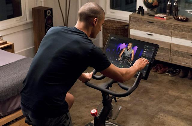 Peloton  slapped with a $150 million lawsuit for playing unlicensed music