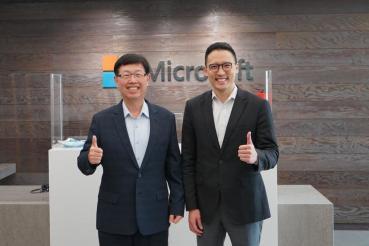 微軟與鴻海啟動三大合作,攜手定向「智」造新未來