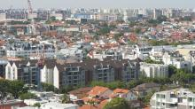 URA limits number of private condos outside central region