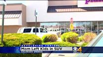 Mother Accused Of Leaving Kids In Hot SUV While Tanning