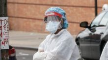 New York state virus toll spikes as officials plea for medical volunteers