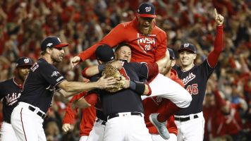 Five reasons the Nats are going to the World Series